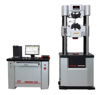 华龙微机控制电液伺服万能试验机WAW-300